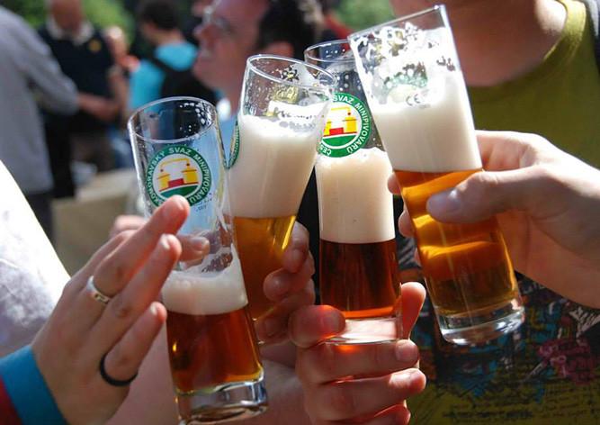 На Пражском Граде стартует фестиваль мини-пивоварен