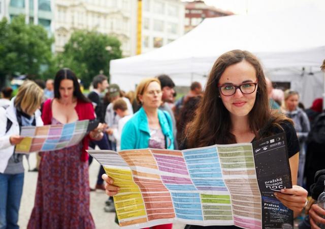 «Ночь музеев» опустится на Прагу 10 июня