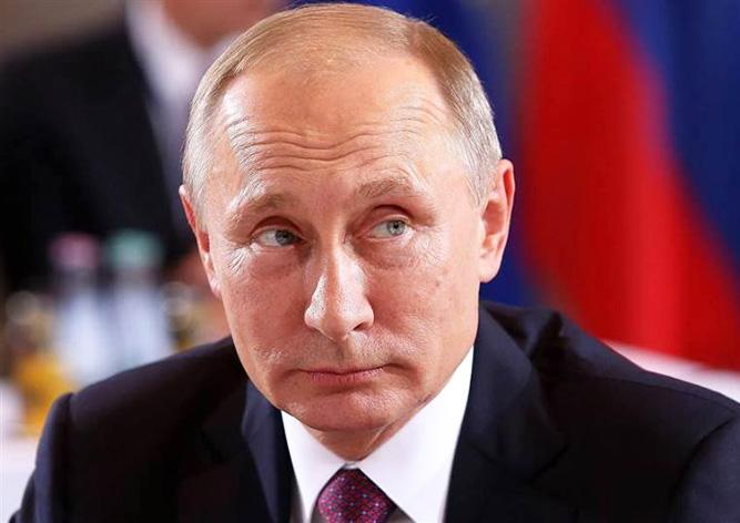 В Праге ищут двойника Владимира Путина