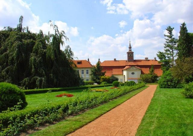 «Уикенд открытых садов» пройдет в Чехии 10 и 11 июня