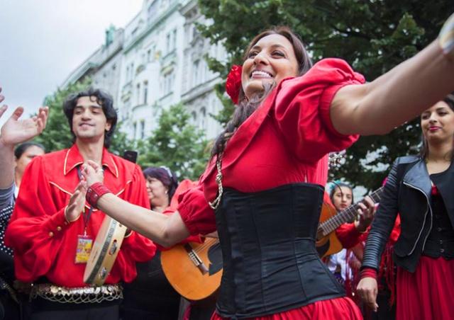 В Праге пройдет фестиваль цыганской культуры Khamoro
