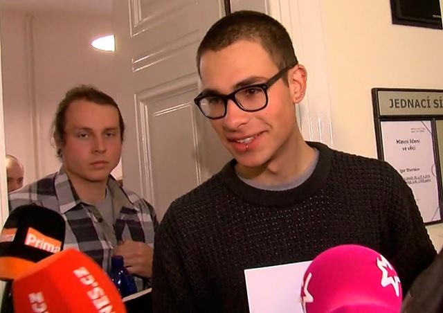 Верховный суд Чехии отменил приговор российскому анархисту