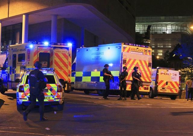 Теракт в Манчестере: 22 человека погибли, 59 пострадали