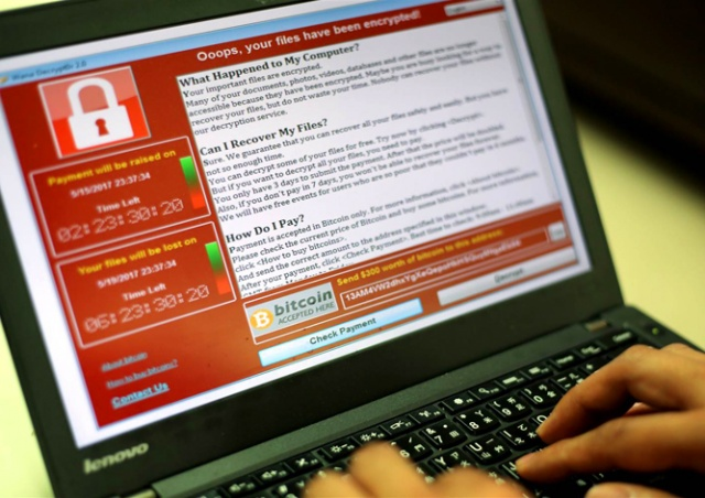 В Чехии от вируса-вымогателя WannaCry пострадали более 600 компьютеров