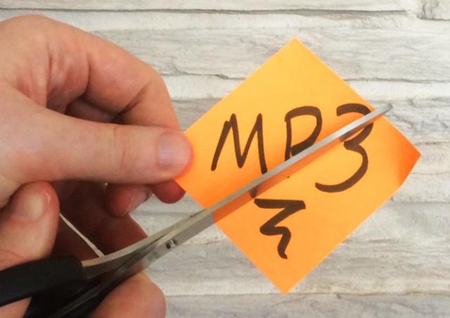 Разработчики mp3 объявили о смерти формата