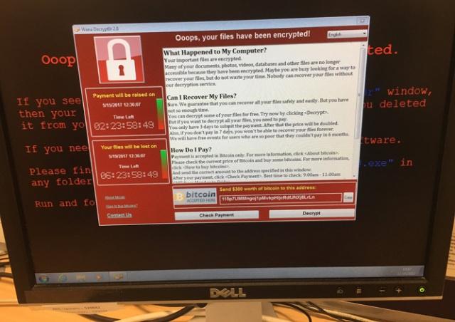Хакеры атаковали сеть британских больниц и требуют выкуп