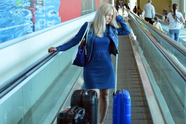 В аэропорту Праги начались выборочные проверки багажа без присутствия пассажиров