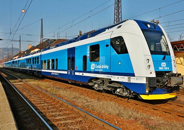 Неизвестный на вокзале в Праге вывел из строя поезд: видео