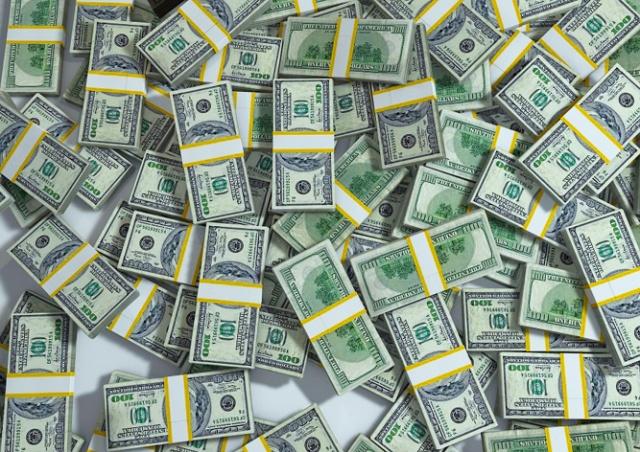 Житель Калифорнии выиграл в лотерею полмиллиарда долларов
