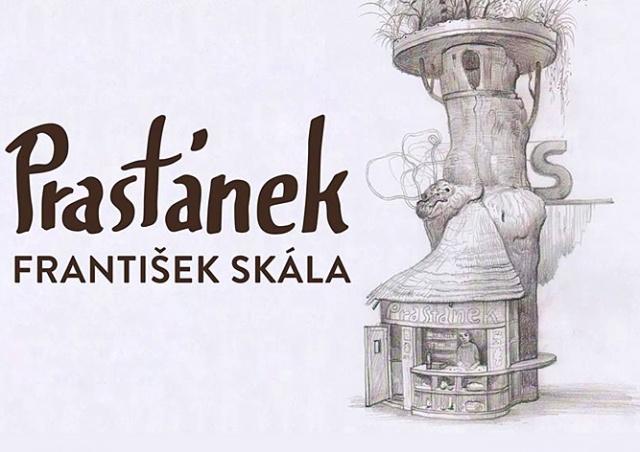 Киоск в стволе 300-летнего дуба: в Праге появится новая достопримечательность