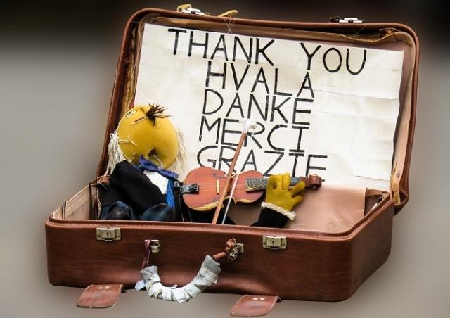 В Чехии два иностранца собирали пожертвования под видом глухих
