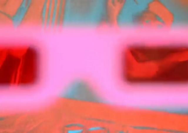 Пражская выставка предлагает взгляд сквозь розовые очки: видео