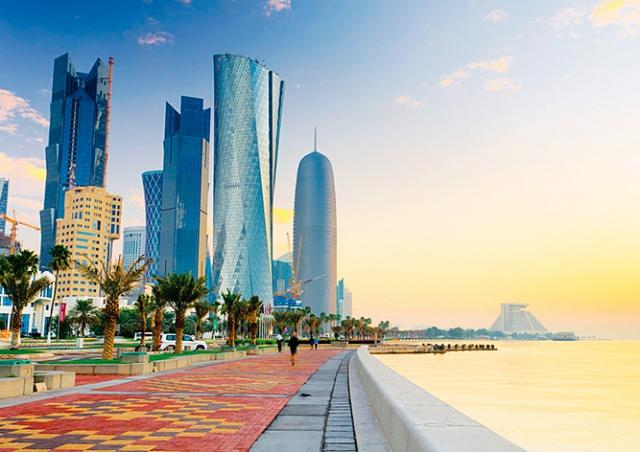 Летом между Прагой и Катаром появится прямое авиасообщение