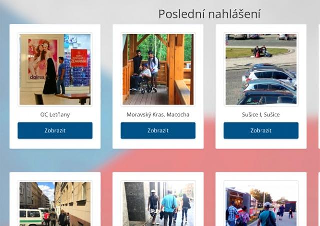 В Чехии запустили сайт с фотографиями «подозрительных мигрантов»