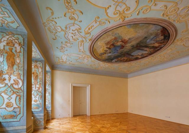 Исторический дом в центре Праги на один день откроется для посетителей