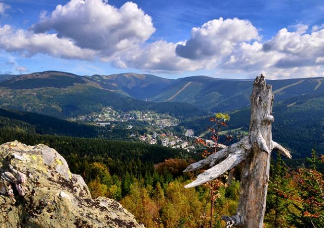 Некоторые части Крконошского парка закроют для туристов