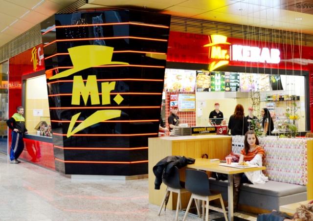 На чешский рынок выходит фастфуд Mr. Kebab