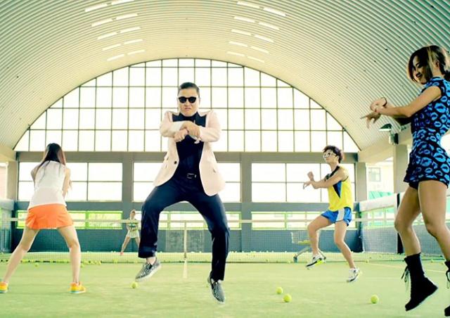 Gangnam Style потерял лидерство по просмотрам на YouTube