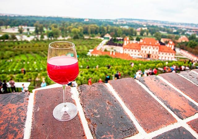 Фестивали «Винобрани» в Праге: где и когда