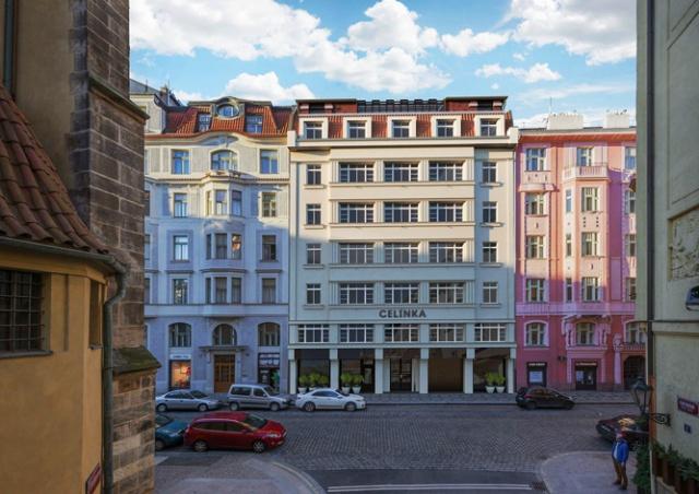 Самую дорогую квартиру в Праге выставили на продажу