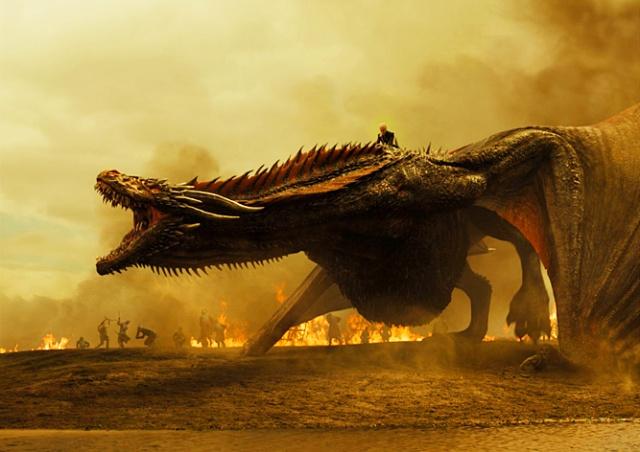 Хакеры украли и выложили в сеть сценарий новой серии «Игры престолов»