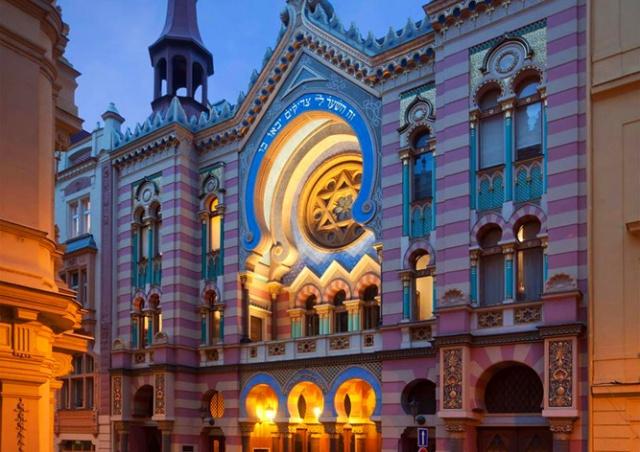 «День еврейских достопримечательностей» пройдет в Чехии 13 августа