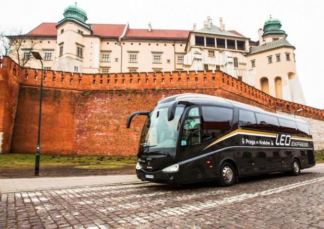 Leo Express свяжет Прагу еще с четырьмя украинскими городами