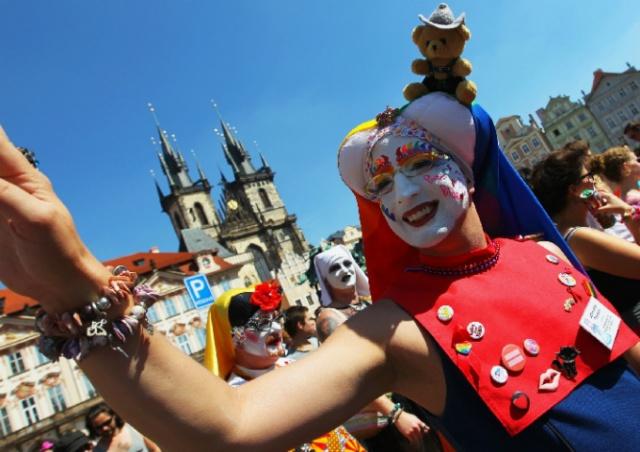 Фестиваль секс-меньшинств Prague Pride стартует в Праге 7 августа
