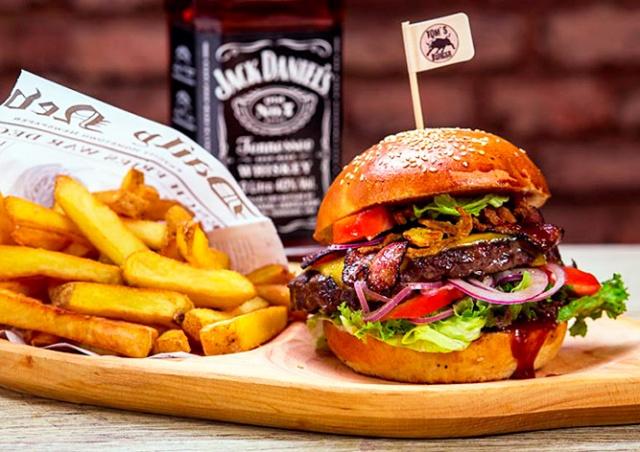 В Праге стартовал фестиваль бургеров BurgerFest