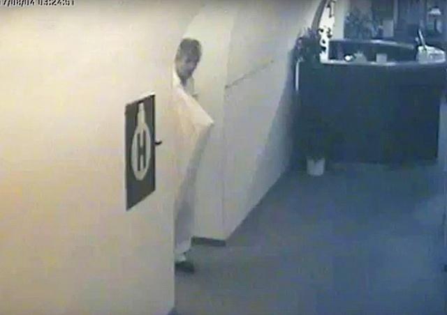 Чешская полиция разыскивает «гостиничного фантома»