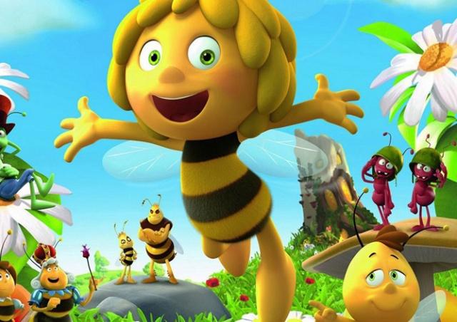 В мультсериале «Пчелка Майя» обнаружили рисунок пениса