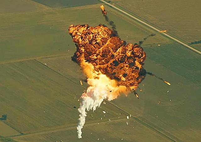 Никогда не сдавайся: все взрывы ракет SpaceX в одном видео