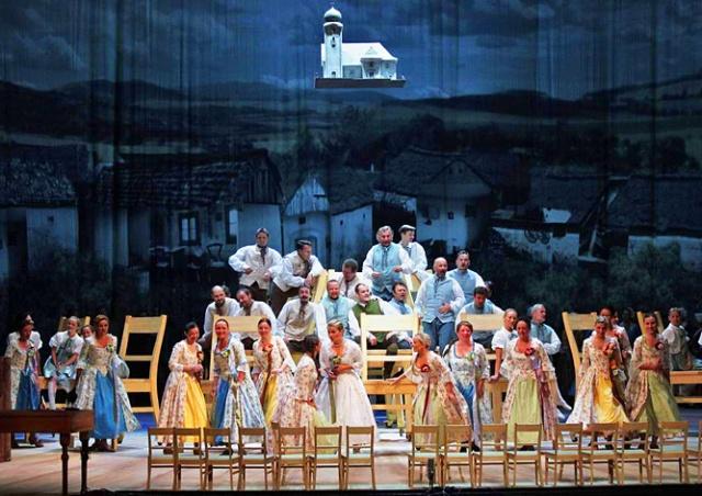 Артисты Национального театра бесплатно покажут оперу в пражском парке