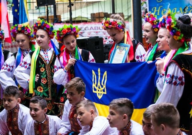 Как прошел фестиваль украинской культуры в Праге: фото