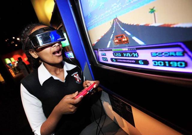 В Праге открылась крупнейшая интерактивная выставка об истории видеоигр