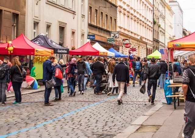 Добрососедский фестиваль в Праге: как это было