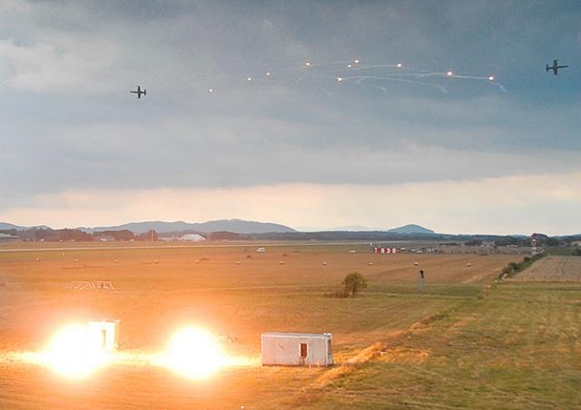 Погода навредила военному шоу «Дни НАТО» в Чехии