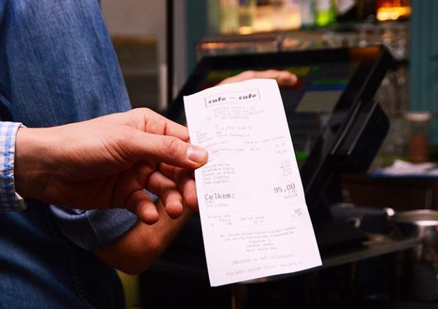 Лотерея по кассовым чекам стартует в Чехии 1 октября