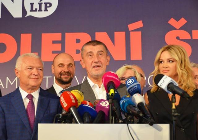 Движение миллиардера Бабиша победило на выборах в парламент Чехии
