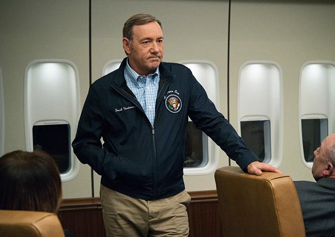 Netflix приостановил производство 6 сезона «Карточного домика» из-за скандала сКевином Спейси