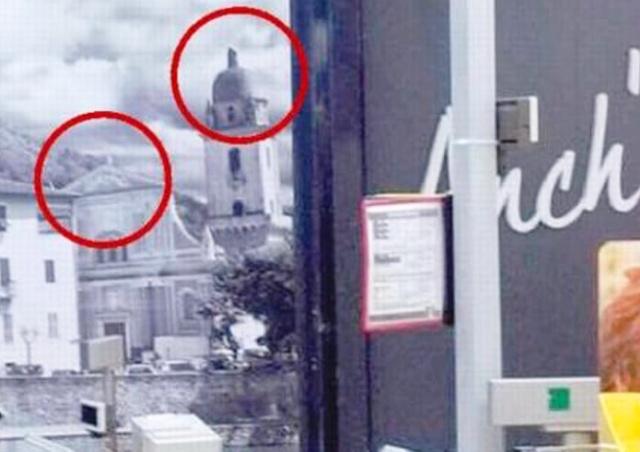 Lidl вновь «удалил» церковные кресты со своей рекламы