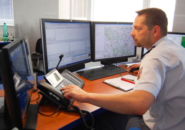 Самые странные звонки в чешскую полицию: видео