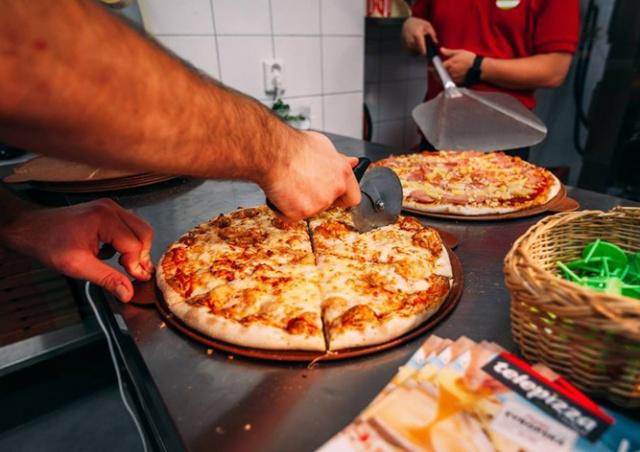 Доставка за 40 минут или не платите: на чешский рынок вышла Telepizza