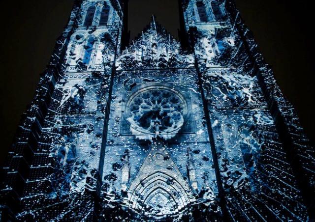 В Праге стартует фестиваль света SIGNAL