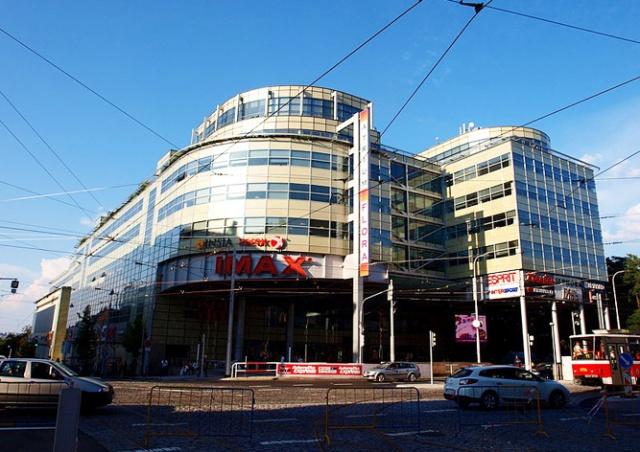 Торговый центр в Праге эвакуировали из-за подозрительного предмета