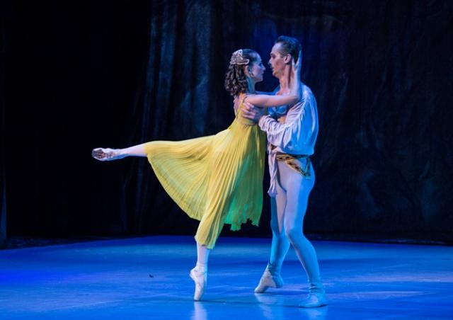 Балет «Ромео и Джульетта» в Праге: фотоотчет