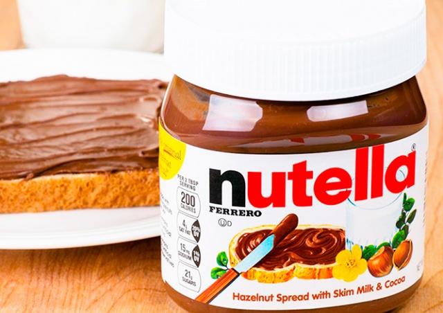 Ferrero впервые за полвека изменила рецепт пасты Nutella