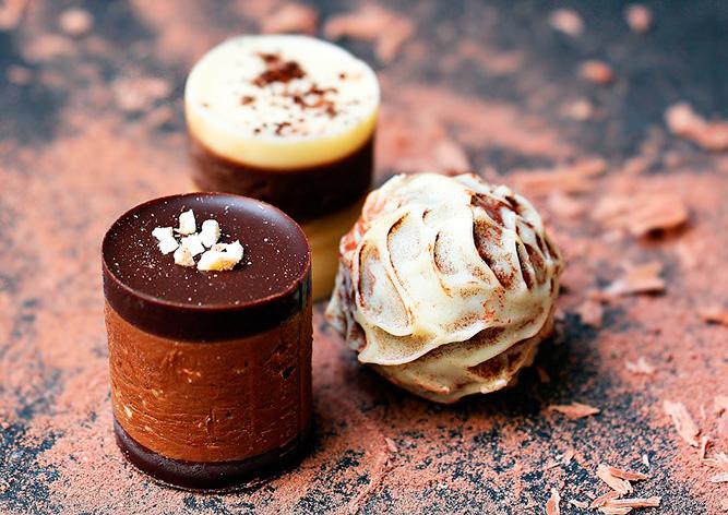 В Праге пройдет фестиваль шоколада