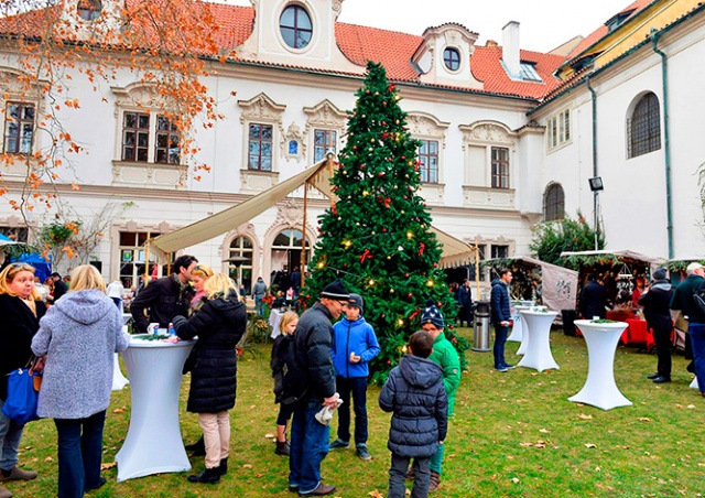 Велкопржеровский дворец Праги на три дня откроется для туристов