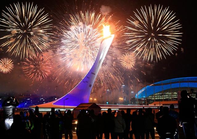 Россия лишилась первого места Олимпиады в Сочи